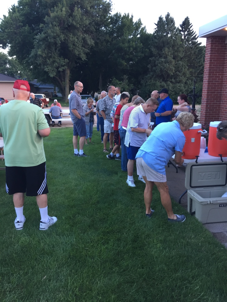 "Annual ""National Night Out"" Ice Cream Social"